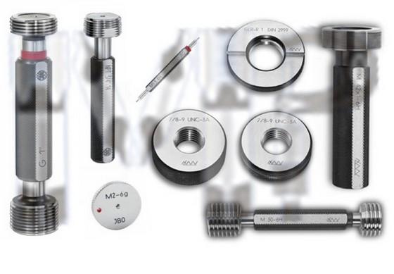Calibrador de Rosca Tampão Preço Sacomã - Calibrador de Rosca Tipo Anel