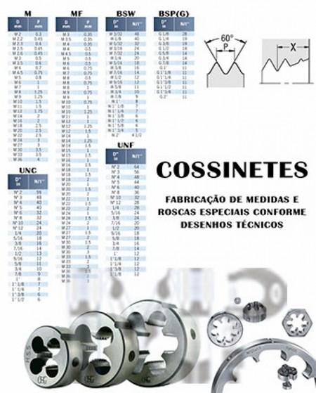 Onde Vende Cossinete Manual e Fresa Topo 4 Cortes Alphaville - Fresa Topo 6mm