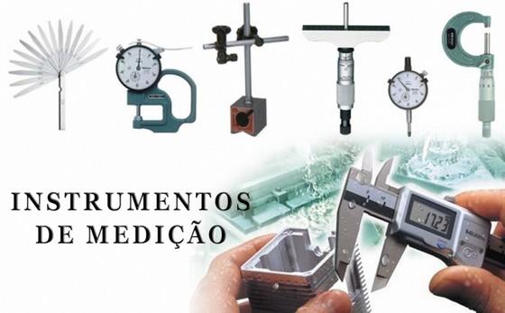 Paquímetros Valor José Bonifácio - Micrômetros em Centímetros