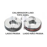 calibrador de rosca anel Vila Mariana