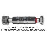 calibrador de rosca tipo tampão preço Parque São Rafael