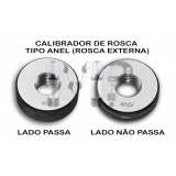 onde vende calibrador de rosca anel Vila Carrão